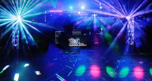 prom dance lighting